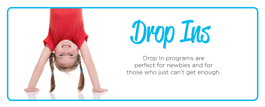 Gymnastic Drop-In Calgary